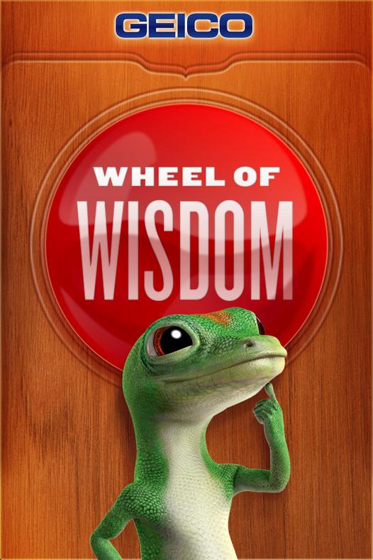 GEICO Wheel of Wisdom